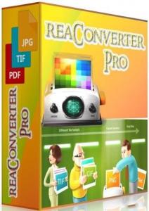 reaConverter Pro 7.522 Repack & Portable by elchupacabra [Multi/Ru]