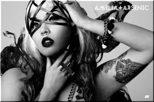 Amelia Arsenic (ex Angelspit) - Discography 5 Releases