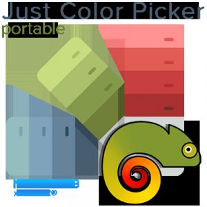 Just Color Picker 5.4 Portable [Multi/Ru]