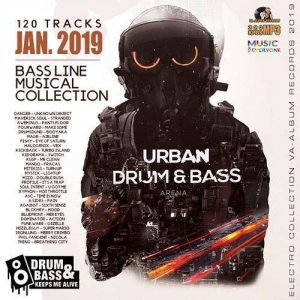 VA - Urban Drum And Bass Arena