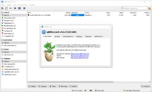 qBittorrent 4.1.6 Portable by FoxxApp [Multi/Ru]
