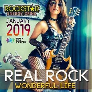 VA - Wonderful Life: Real Rock