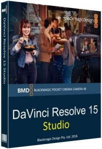 Blackmagic Design DaVinci Resolve Studio 16.2.7.010 RePack by KpoJIuK + Components 2020.09.17 [Multi/Ru]