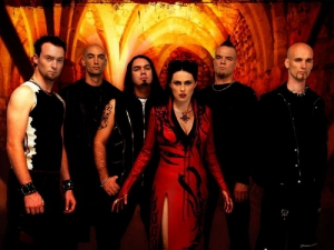 Within Temptation - 8 Albums + 5 Live + 1 Demo + 9 EP'S + 23 Singles + 1 Compilation