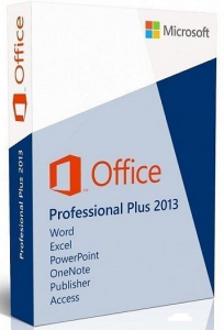 Microsoft Office 2013 Professional Plus / Standard + Visio + Project 15.0.5311.1000 (2021.01) RePack by KpoJIuK [Multi/Ru]