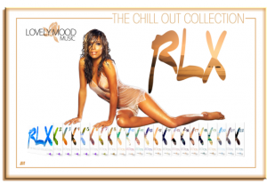 "VA - Lovely Mood Music presents: RLX • ""Relax"" Series (The Chill Out Collection) - 34 Releases"