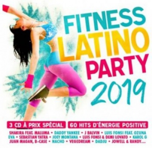 VA - Fitness Latino Party [3CD]