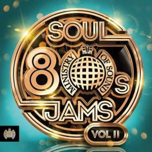 VA - Ministry Of Sound-80S Soul Jams Vol. II