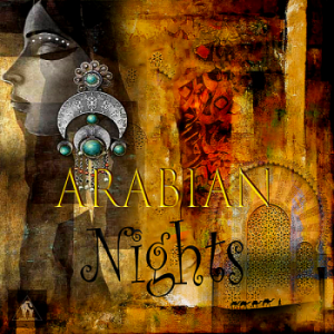 VA - Arabian Nights [Cafe De Anatolia]