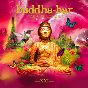 VA - Buddha-Bar XXI Paris, The Origins [2CD]