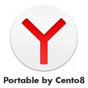 Яндекс.Браузер 20.4.3.257 Portable by Cento8 [Ru]