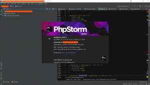 JetBrains PhpStorm 2019.3.3 Build #PS-192.5728.108 [En]