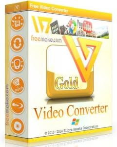 Freemake Video Converter 4.1.10.513 RePack (& Portable) by elchupacabra [Multi/Ru]