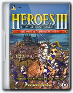 (Linux) Heroes of Might and Magic III