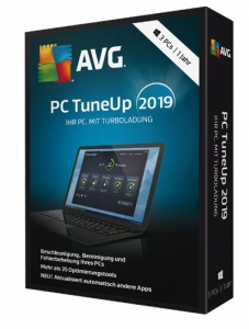AVG TuneUp 19.1 Build 1098 [Multi/Ru]