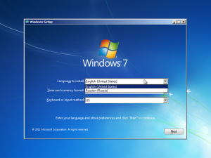 Microsoft Windows 7 SP1 Build 7601.24411 with Update April 2019 by adguard [Ru/En]