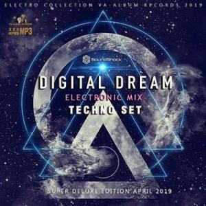 VA - Digital Dream: Techno Set