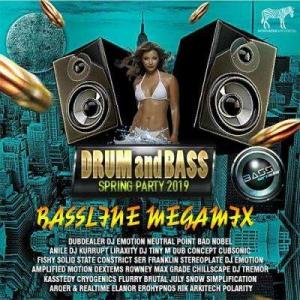 VA - Bassline Megamix: Spring Party