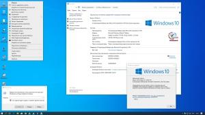 Windows 10 1909 Professional x64 Matros v10 [Ru]