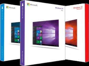 Microsoft Windows 10 Version 1803 with Update 17134.706 by adguard [Ru/En]