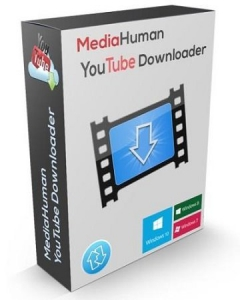 MediaHuman YouTube Downloader 3.9.9.45 (1709) RePack (& Portable) by elchupacabra [Multi/Ru]