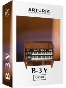 Arturia - B-3 V 2.0.1.2743 STANDALONE, VSTi, VSTi3, AAX (x64) RePack by VR [EN]