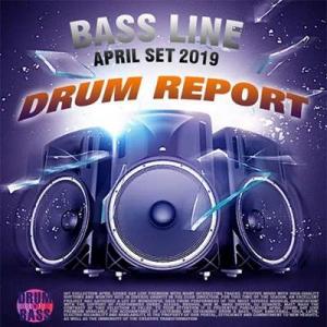 VA - Drum Report Bass Line