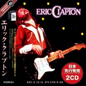 Eric Clapton - Blues Power (Compilation) 2CD