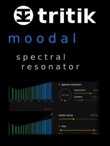 Tritik - Moodal 1.1.6 VST, AAX (x86/x64) [En]