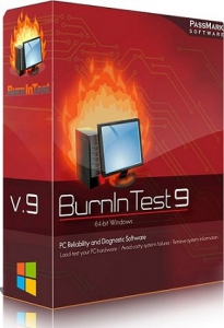 PassMark BurnInTest Pro 9.1 Build 1004 RePack (& Portable) by elchupacabra [En]