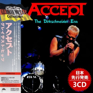 Accept - The Dirkschneider Era 3CD