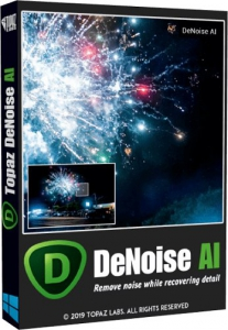 Topaz DeNoise AI 1.2.0 RePack (& Portable) by TryRooM [En]