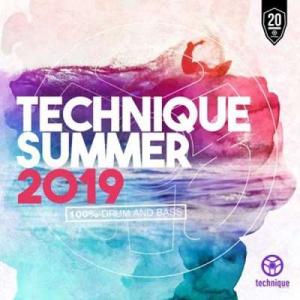 VA - Technique Summer (100 Percent Drum and Bass)
