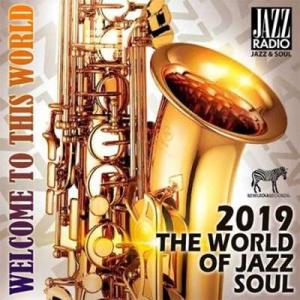 VA - The World Of Jazz Soul