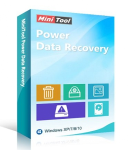 MiniTool Power Data Recovery 9.1 Technician RePack (& Portable) by elchupacabra [Multi/Ru]