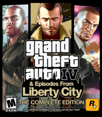 GTA 4 / Grand Theft Auto IV