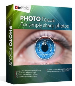 inPixio Photo Focus 4.11.7612 RePack (& Portable) by TryRooM [Ru/En]
