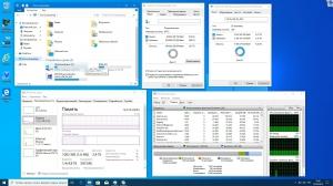 Microsoft® Windows 10 x86-x64 Ru 1903 19H1 8in2 Orig-Upd 06.2019 by OVGorskiy® 2DVD