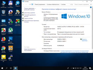 Zver Windows 10 enterprise LTSC v2019.5 x64 10.0.17763.316 [Ru]