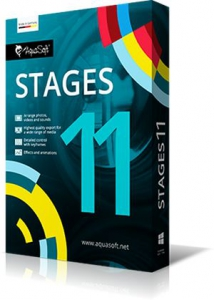 AquaSoft Stages 12.2.04 RePack (& Portable) by elchupacabra [Multi/Ru]