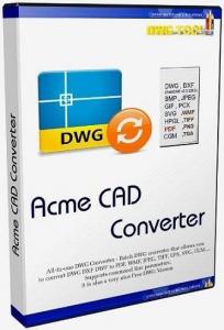 Acme CAD Converter 2019 8.9.8.1501 RePack (& Portable) by TryRooM [Ru/En]