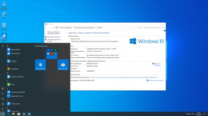 Windows 10 Pro 1903 (build 18362.295) x64 by vladislays v15.08.2019 [Ru]