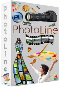 PhotoLine 22.01 RePack (& Portable) by elchupacabra [Multi/Ru]