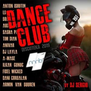 VA - Дискотека 2019 Dance Club Vol. 191 от NNNB