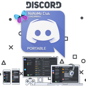 Discord 0.0.305-1 Portable by CrazyMax [Multi/Ru]