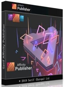 Affinity Publisher 1.8.3.641 RePack (& Portable) by elchupacabra [Multi/Ru]