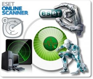 ESET Online Scanner 3.1.6(16).0 [Ru/En]