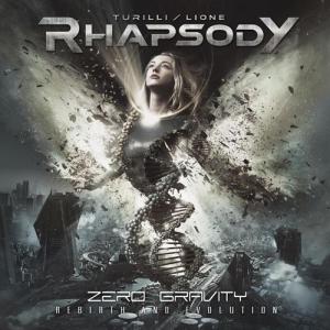 Turilli & Lione Rhapsody - Zero Gravity (Rebirth and Evolution)