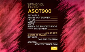 VA - A State Of Trance Festival 900 (Oakland-Alameda County Coliseum Bay Area, United States)