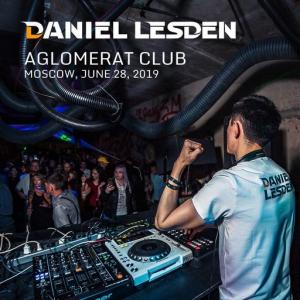 Daniel Lesden - Live @ Night Terrace, Aglomerat Moscow, Russia 2019-06-28